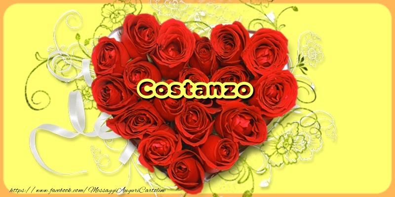 Cartoline d'amore - Costanzo