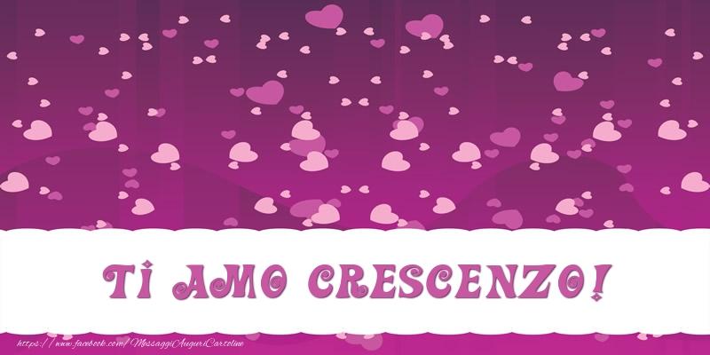 Cartoline d'amore - Ti amo Crescenzo!