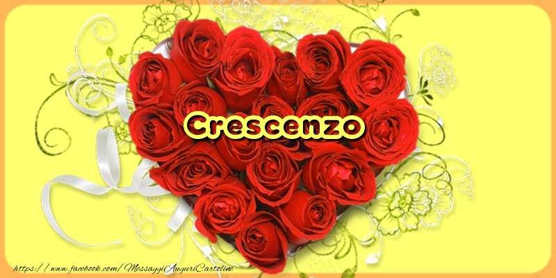 Cartoline d'amore - Crescenzo