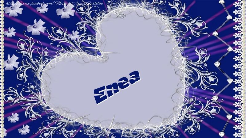 Cartoline d'amore - Enea