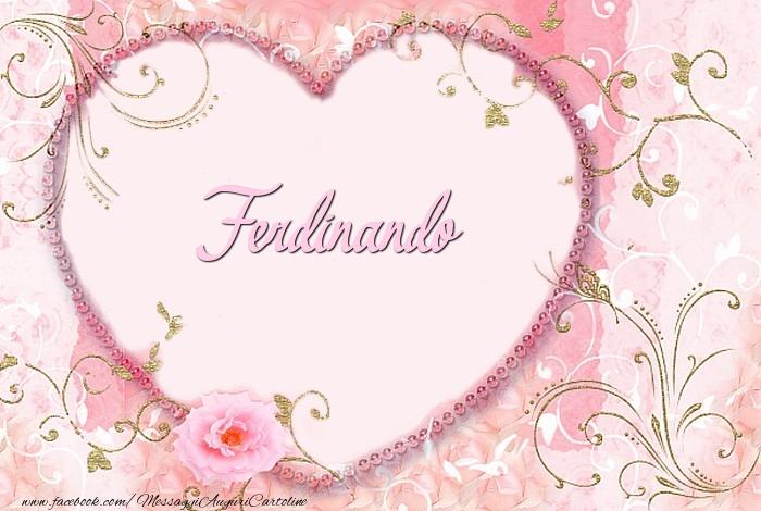 Cartoline d'amore - Ferdinando