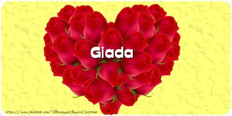 Cartoline d'amore - Giada