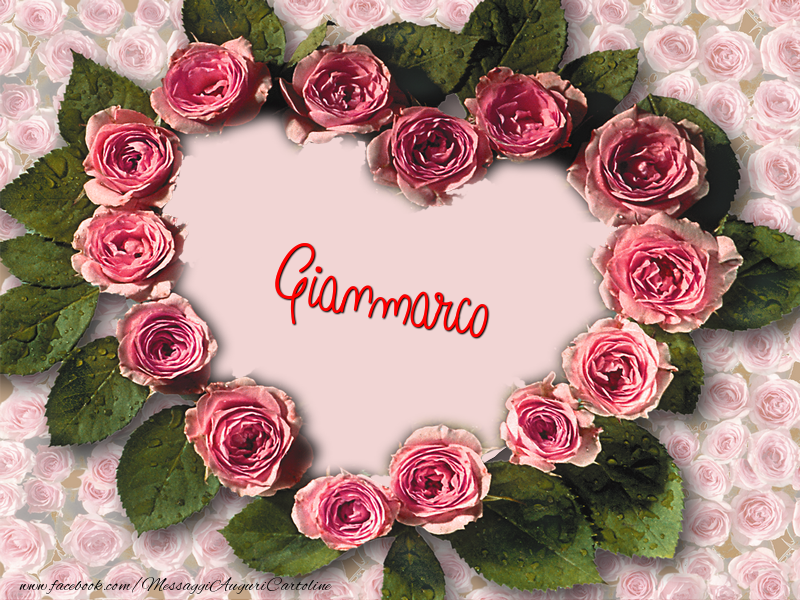 Cartoline d'amore - Gianmarco