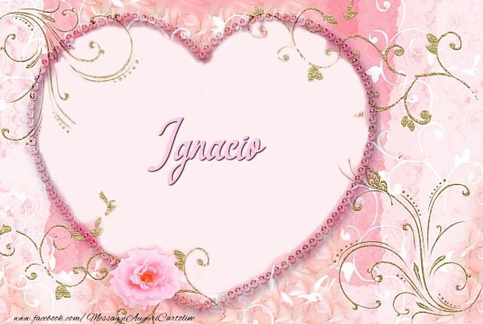 Cartoline d'amore - Ignacio