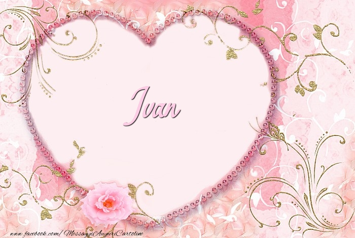 Cartoline d'amore - Ivan