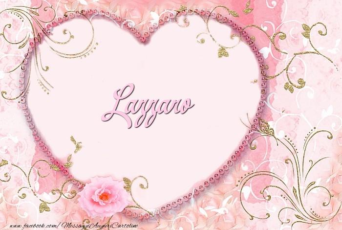 Cartoline d'amore - Lazzaro