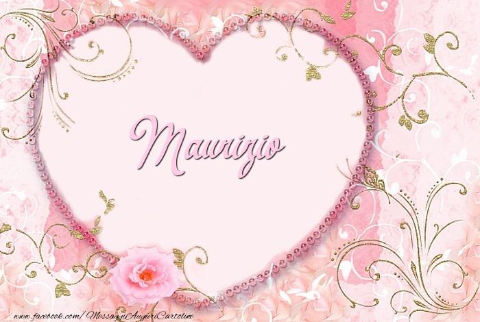 Cartoline d'amore - Maurizio