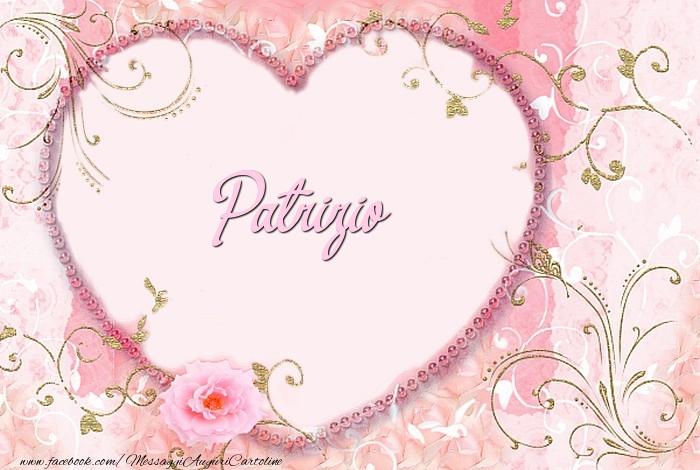 Cartoline d'amore - Patrizio