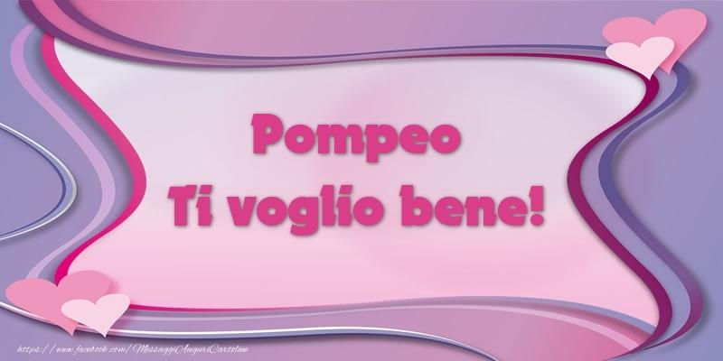 Cartoline d'amore - Pompeo Ti voglio bene!