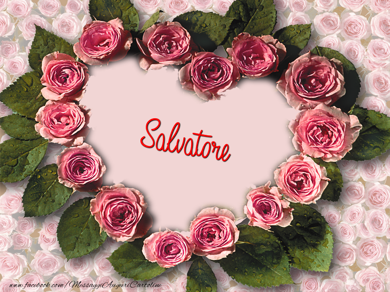 Cartoline d'amore - Salvatore