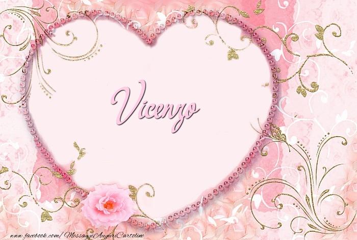 Cartoline d'amore - Vicenzo