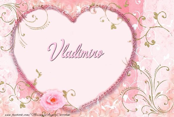 Cartoline d'amore - Vladimiro