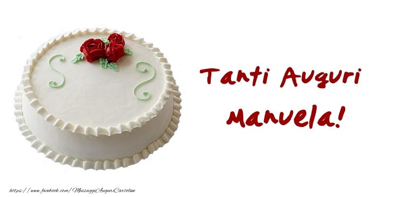Buon compleanno manuela cartoline di auguri per manuela for Cartoline per auguri