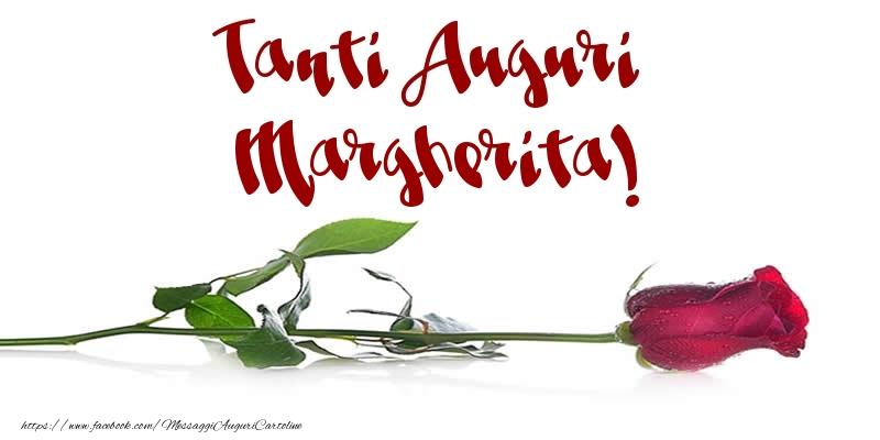 Cartoline di auguri - Tanti Auguri Margherita!