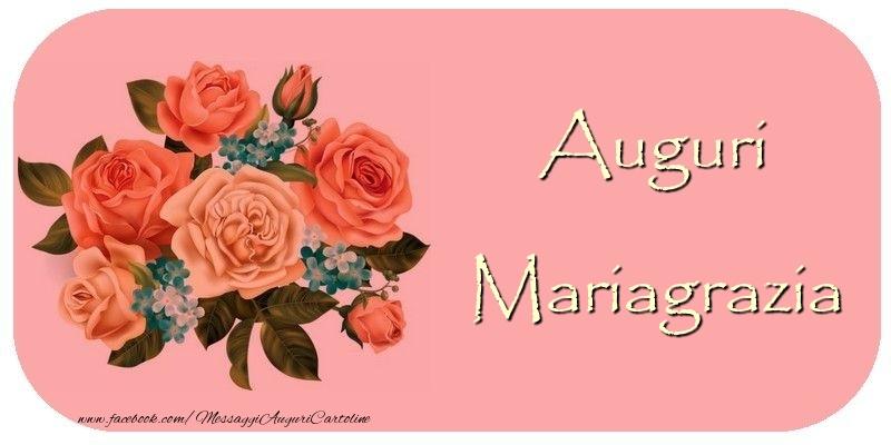 Cartoline di auguri - Auguri Mariagrazia