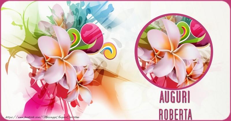 Buon compleanno roberta cartoline di auguri per roberta for Cartoline per auguri