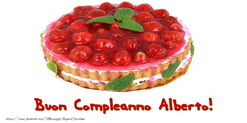 Cartoline di compleanno - Buon Compleanno Alberto!