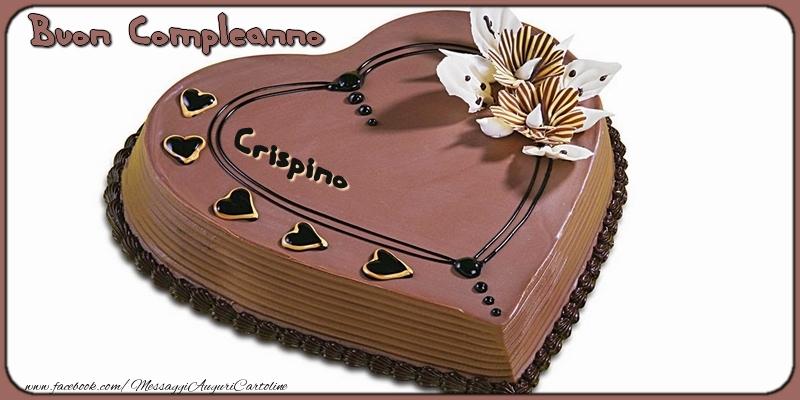 Cartoline di compleanno - Buon Compleanno, Crispino!