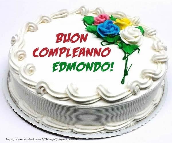 Cartoline di compleanno - Buon Compleanno Edmondo!