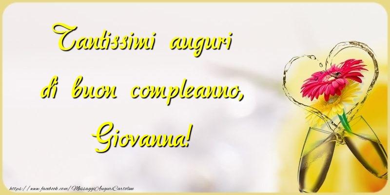 Immagini Auguri Di Buon Compleanno Giovanna Images