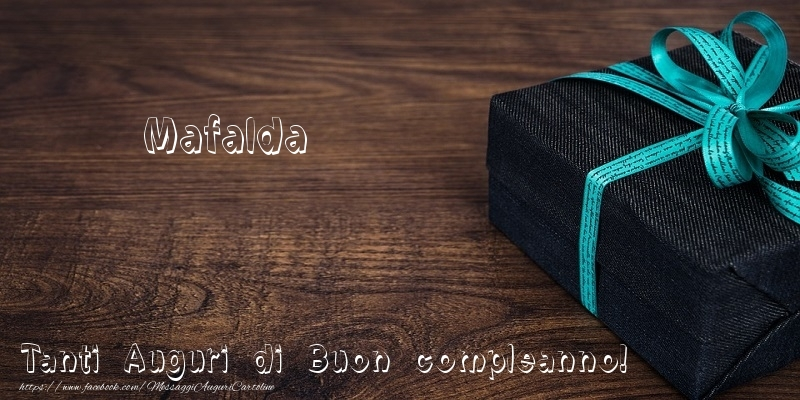 Buon Compleanno Happy Birthday Auguri Mafalda Cartoline Di