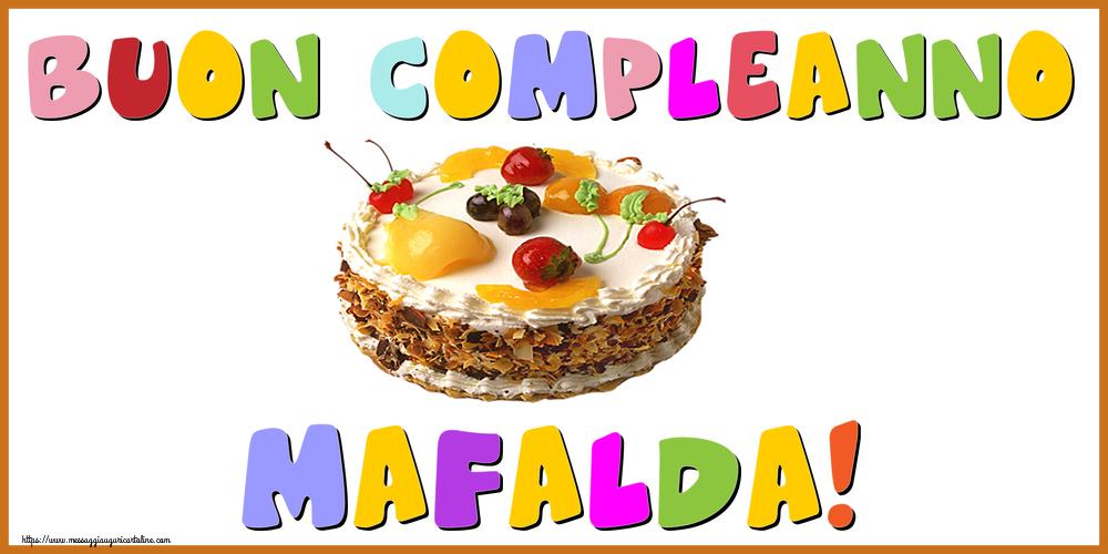 Buon Compleanno Mafalda Cartoline Di Compleanno Per Mafalda
