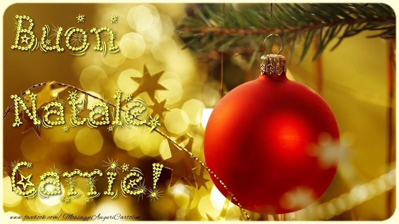 Cartoline di Natale - Buon Natale, Carrie