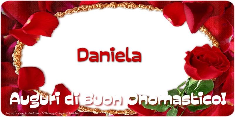 Daniela Auguri Di Buon Onomastico Cartoline Di Onomastico Per