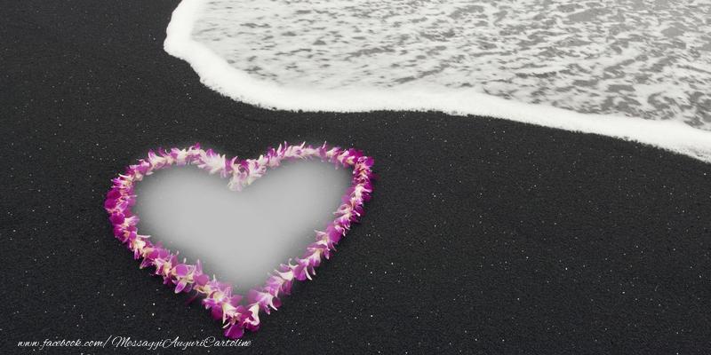 Cartoline personalizzate d'amore - Amore
