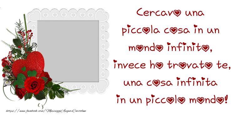 Cartoline personalizzate d'amore - Crea gratis cartoline di Amore con la tua foto profilo facebook!