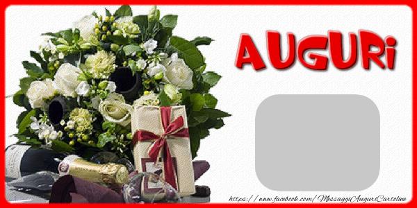 Cartoline personalizzate di auguri - Auguri