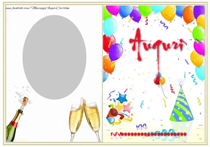 Cartoline personalizzate di auguri - Auguri ...