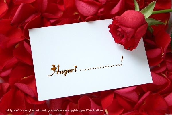 Cartoline personalizzate di auguri - Auguri ...!