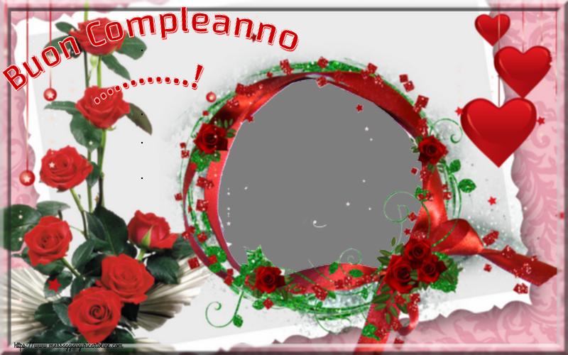 Cartoline personalizzate di auguri - Buon Compleanno ...!