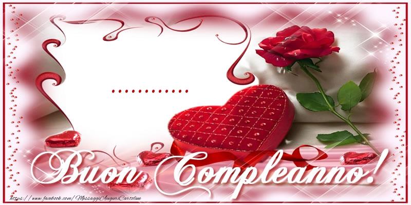 Cartoline personalizzate di compleanno - ... Buon Compleanno!