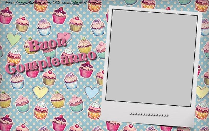 Cartoline personalizzate di compleanno - Buon Compleanno, ...!