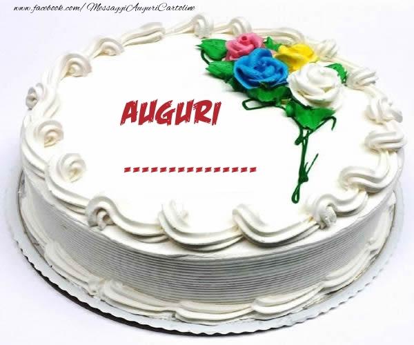 Cartoline personalizzate di compleanno - Auguri ...