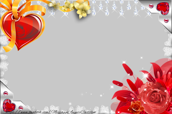 Cartoline personalizzate con foto - Creare cartoline d'amore con la tua foto gratis