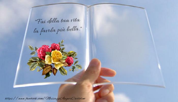 Cartoline personalizzate con foto - Fai della tua vita la favola più bella.