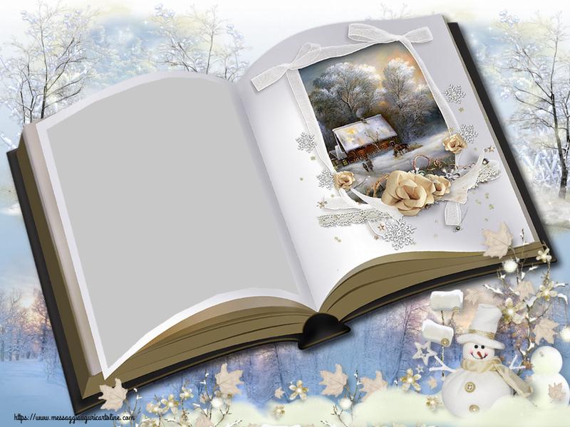 Cartoline personalizzate con foto - Cornice Foto