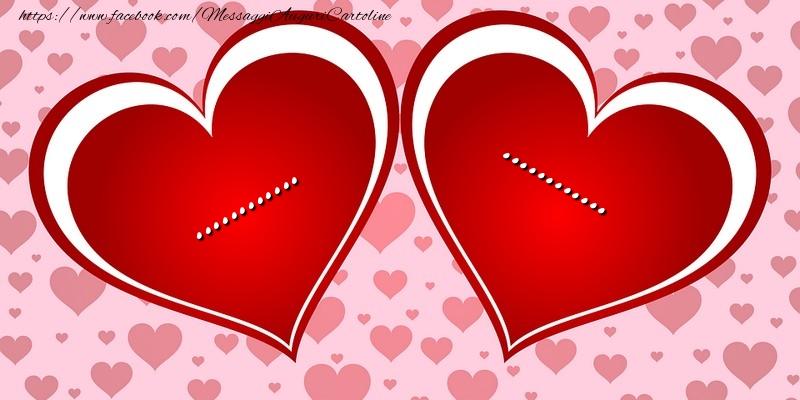 Cartoline personalizzate di San Valentino - ... ...