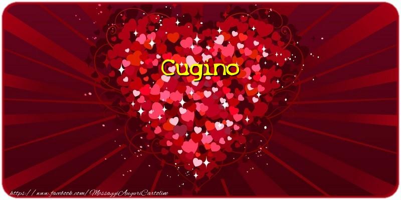 Cartoline d'amore per Cugino - Cugino