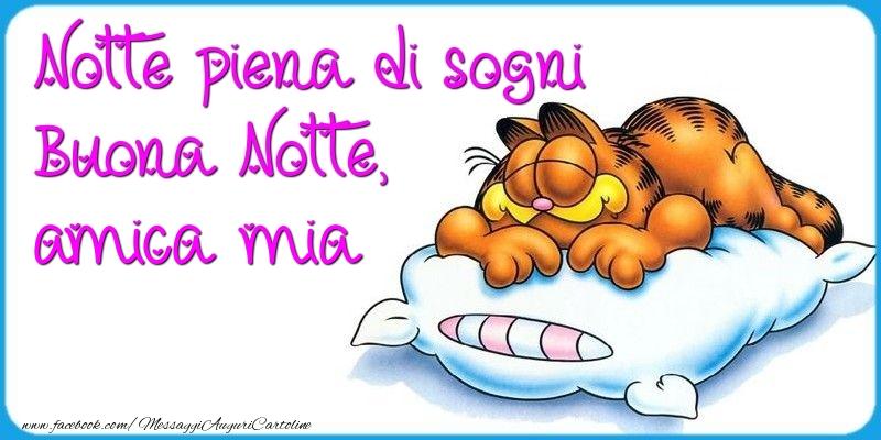 Buonanotte Sorellina Gif