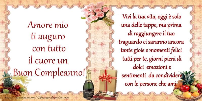 Molto Buon Compleanno Marito Mio | Monroeknows EH75