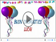 Buon Onomastico Luca!